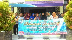 Seminar UMKM Go Online