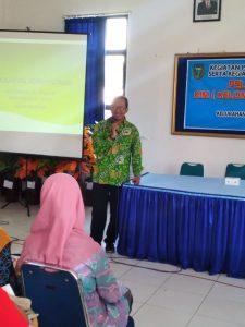 Pelatihan Administrasi Kelompok Informasi Masyarakat (KIM) Pandan Arum